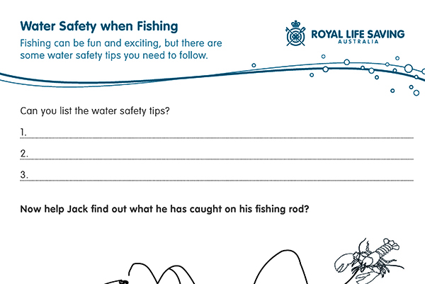 Water Safety When Fishing