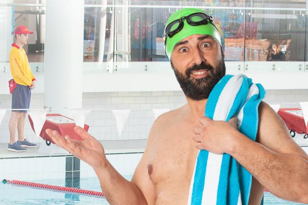 Swim Ready - 600 x 400
