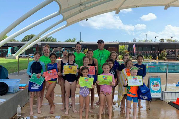 NT Vacation Swimming Program