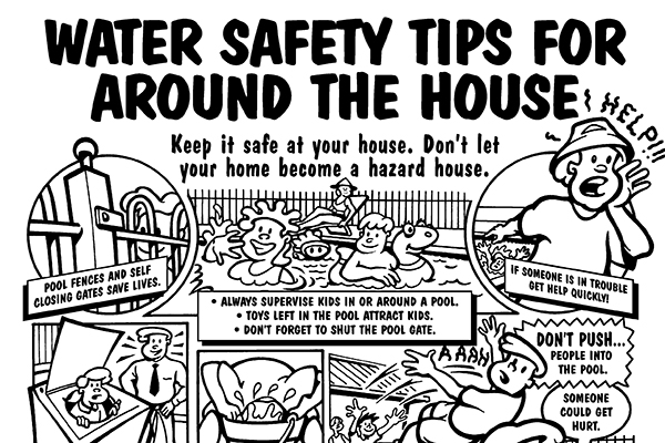 Water Safety Around the Home