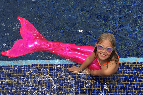 Mermaid Tails and Child Safety
