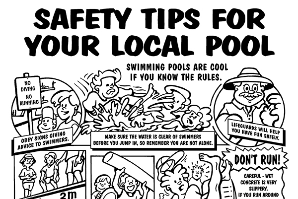 Water Safety at Your Local Pool