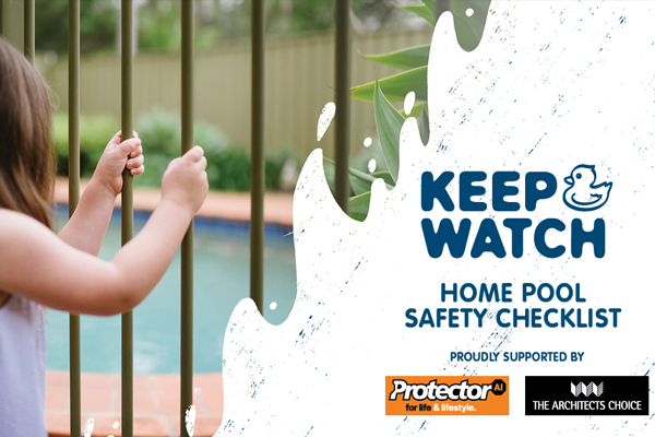 Keep Watch Home Pool Safety Checklist